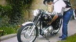 Matchless Motorcycle (1959) - Helen Wheels