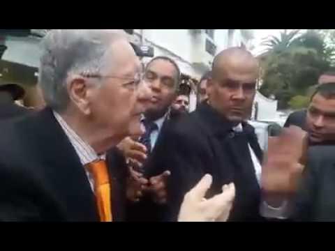 Comment Djamel Ould Abbas traite les citoyens algériens