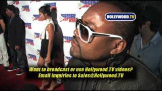 Apl.de.Ap At Launch Party For His New Record Label