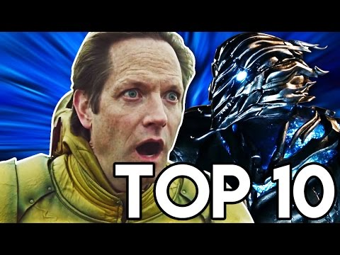 TOP 10 SPEEDSTERS on The Flash - All Speedsters So Far (Arrowverse)