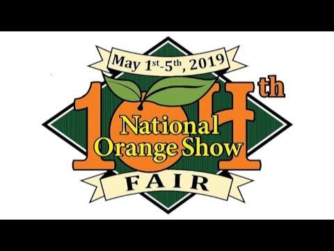 104 National Orange Show Fair Promo