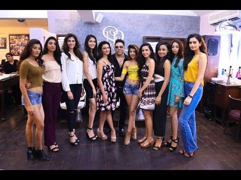 Savio John Pereira Salon | Bollywood Hair Stylist | Yamaha Fascino Miss DIVA 2018 Finalist & Winner