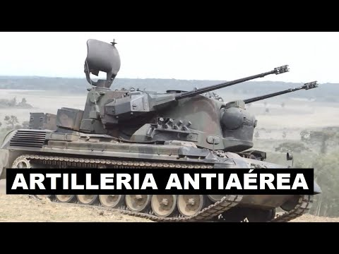 Top 5 Mejores Sistemas Artillería Antiaérea De Latinoamérica