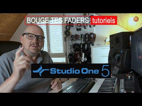 Studio One 5 - Les nouveautés