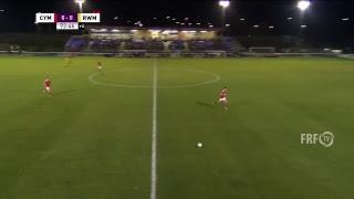 Wales U21 vs Romania U21 full match