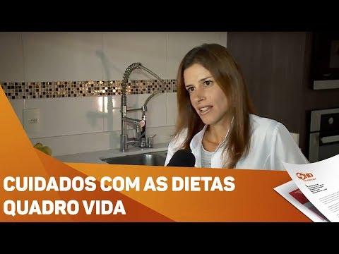 Cuidados com as dietas - TV SOROCABA/SBT