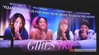 GIRLS TRIP Premiere Intro By Will Packer & Malcolm D Lee - July 13, 2017