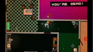 Скачать Hotline Miami Gameplay