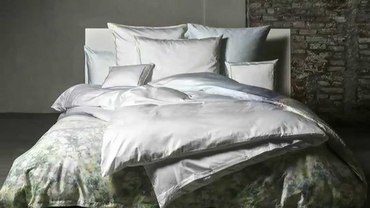 christian fischbacher bettw sche kollektion herbst winter 2014 15 youtube. Black Bedroom Furniture Sets. Home Design Ideas