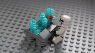 LEGO Star Wars DEUTSCH Tutorial Holotisch