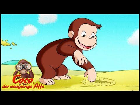 Coco der Neugierige Affe Deutsch 🐵Wo ist Yorbo? 🐵Ganze Folgen🐵Kinderfilme