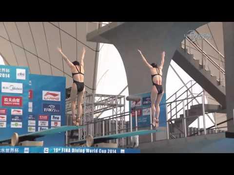 2014 Wu Minxia & Shi Tingmao CHN - 205b - 9s - 3 meter