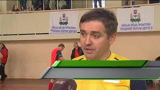 Футзал Чемпіонат Лікарів 2018 Ліга УФАМ Києва