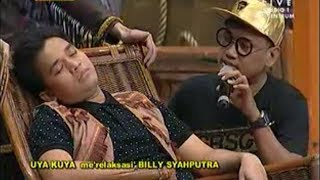 pesbukers antv 15 mei 2014 Billy diRELAKSASI oleh Uya Kuya(curhat tentang kaka Olga) !!!