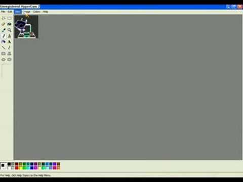 how to invert colors by using paint YouTube