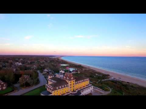 Watch Hill RI, Video Visit: East Beach and the Ocean House - November 2016