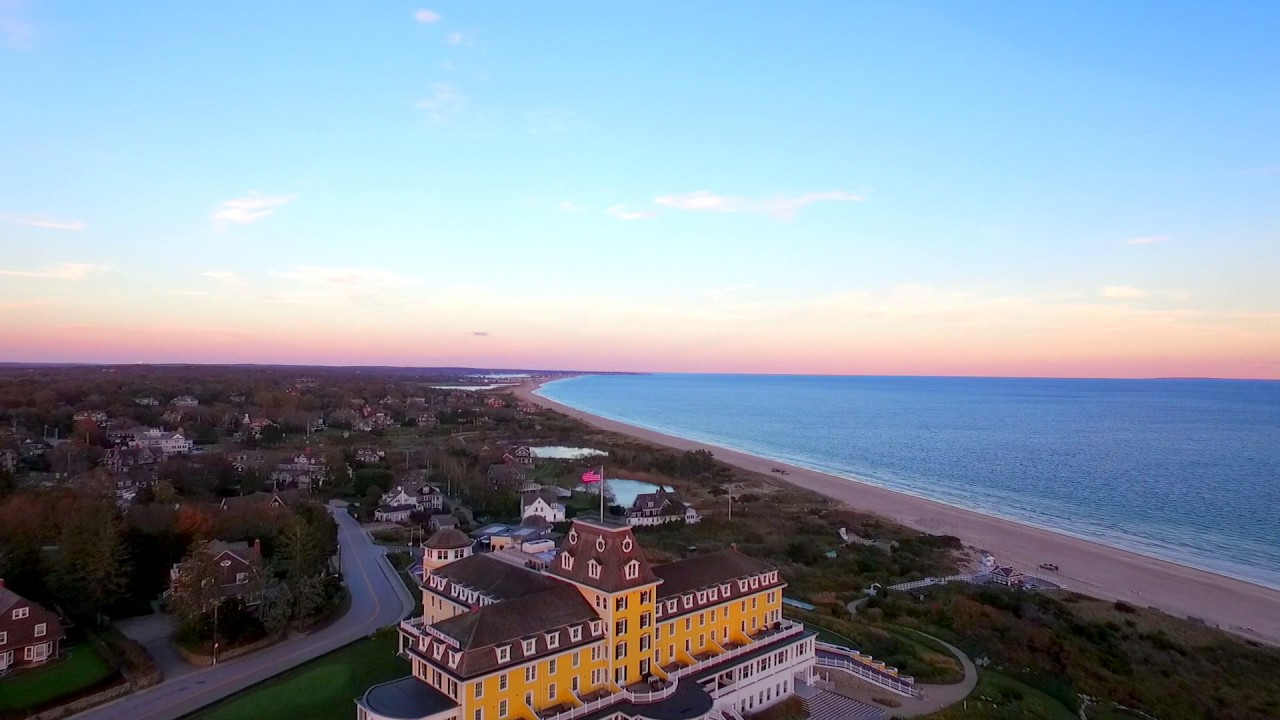 Watch Hill Ri Video Visit East Beach And The Ocean House November 2016