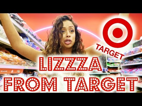 Thumbnail: OBSESSED WITH TARGET! TARGET WITH LIZZZA | Lizzza