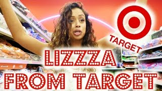 OBSESSED WITH TARGET! TARGET WITH LIZZZA | Lizzza