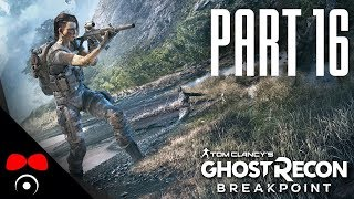WALKERŮV PLÁN! | Ghost Recon: Breakpoint feat. FlyGunCZ #16