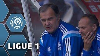 EA Guingamp - Olympique de Marseille (0-1)  - Résumé - (EAG - OM) / 2014-15