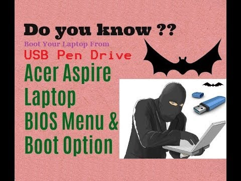 How to install a new operating system via USB on my Acer ...