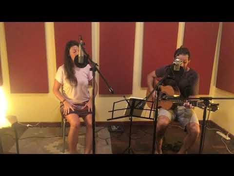 Stefanie Tschernuth Ft. Lucho Felice - Falling Slowly Cover (Glen Hansrad & Marketa Irglova)