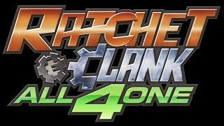 Ratchet and Clank All 4 One The Movie (Alle Zwischensequenzen) German/Deutsch