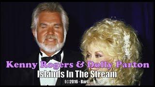 Kenny Rogers & Dolly Parton - Islands In The Stream (Karaoke)