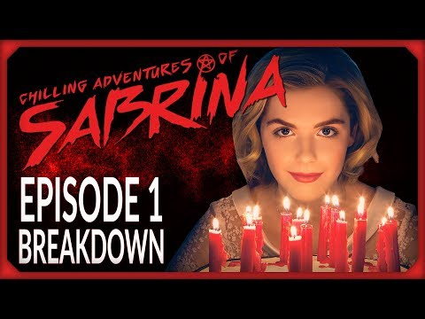 """The Chilling Adventures of Sabrina Episode 1 """"October Country"""" Breakdown!"""