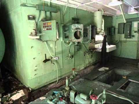 Abandoned Water Company Buildings Beacon Falls Ct