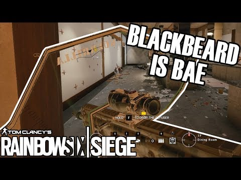 Rainbow Six Siege: Ranked - Blackbeard Gets Results