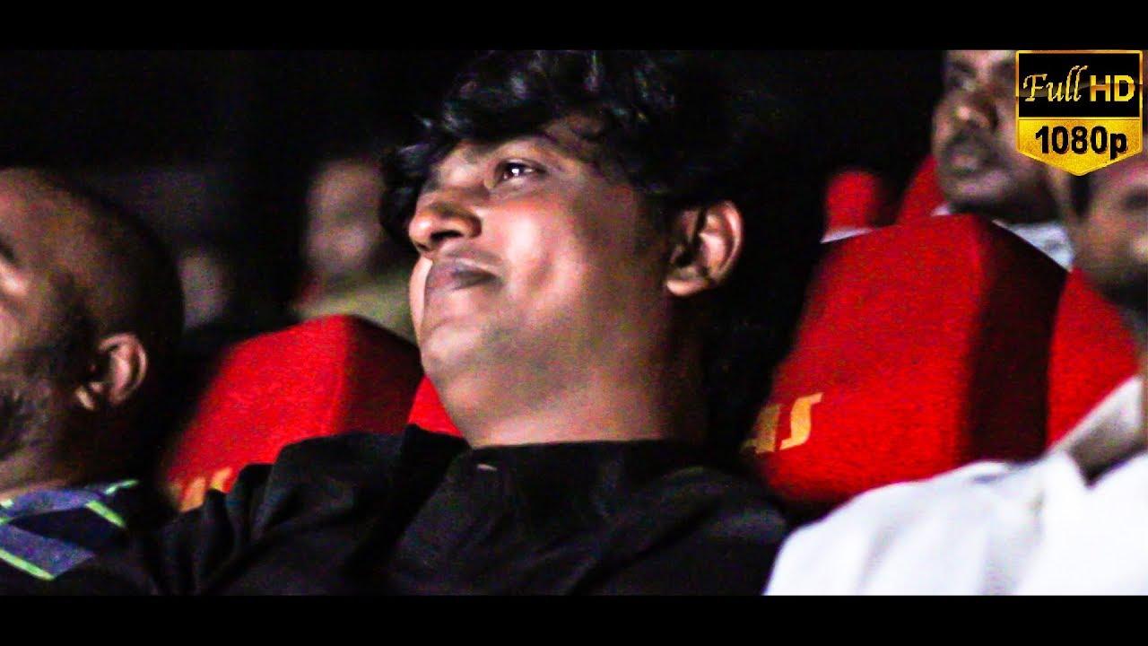 FULL VIDEO: Vijay Kumar watches Uriyadi 2 FDFS with Fans at GK Cinemas!! | Suriya | 2D Entertainment