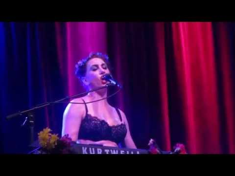 "The Dresden Dolls   ""Mandy Goes to Med School"""