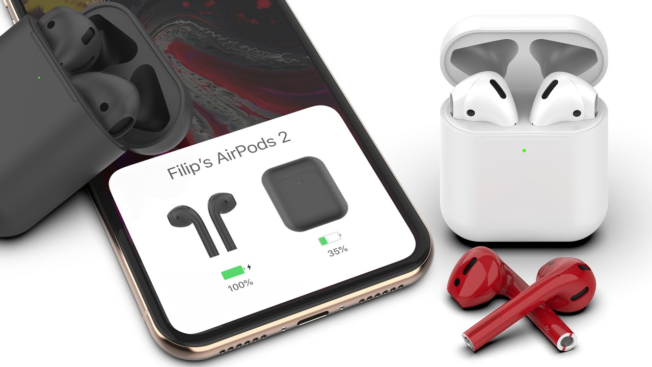 AirPods 2 & 3 Leak! Release Date, Rumors & Concept!