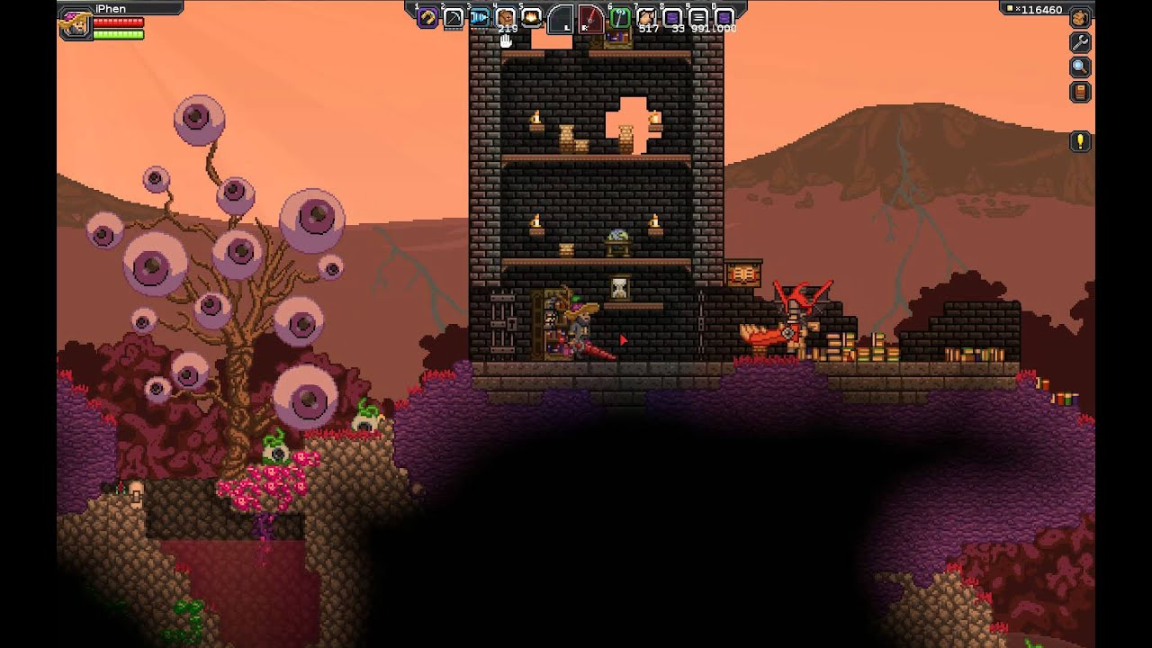 Starbound wiki terrifying wings
