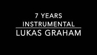 Download Lukas Graham - 7 Years (Instrumental) MP3 song and Music Video