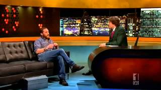The Jonathan Ross Show 2012 - Denzel Washington, Keira Knightley, Tom Hardy, Dionne Warwick Part 3