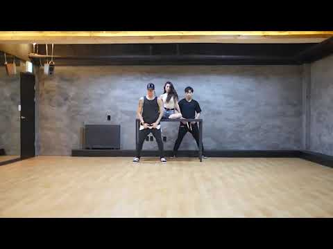 "Sunmi ""Gashina"" Mirrored Dance Practice, 선미 ""가시나"" 안무 거울모드"