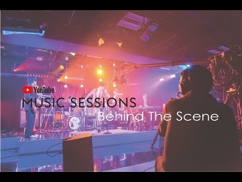 evening cinema - YouTube Music Sessionsメイキング [Behind The Scene]