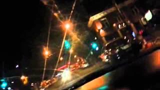 Cruising downtown. 19 year old Kimberly Joyce Chico shot. R.I.P. Kimberly.