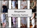 Maternity Clothes: Tips for Inexpensive Pregnancy Style (Maternity & Non-Maternity!)