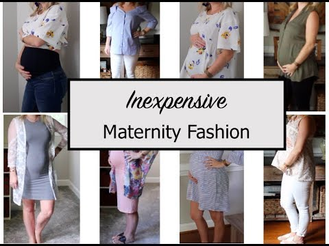 6744b4ddf79df Maternity Clothes: Tips for Inexpensive Pregnancy Style (Maternity & Non- Maternity!)