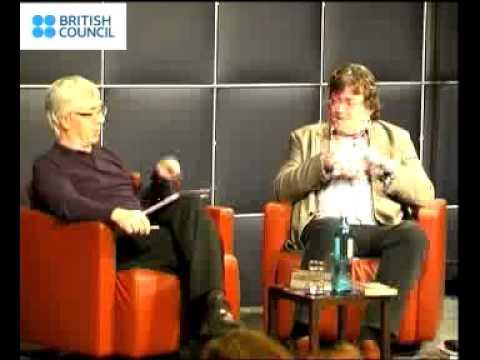 John Burnside in conversation with John Mullan at British Council's Dickens 2012 in Berlin