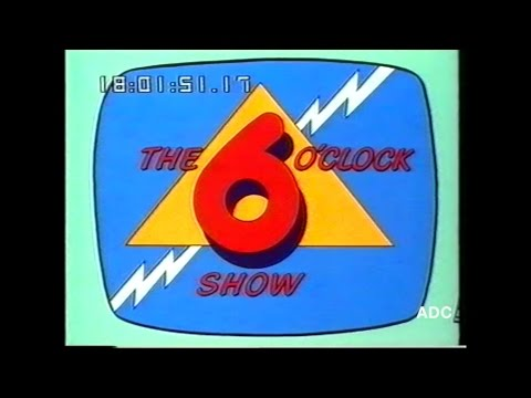 The Six O'Clock Show (Thames Weekend News) LWT Production 10th April 1987 (full show)