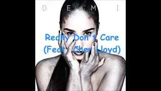 really don t care feat cher lloyd speed up