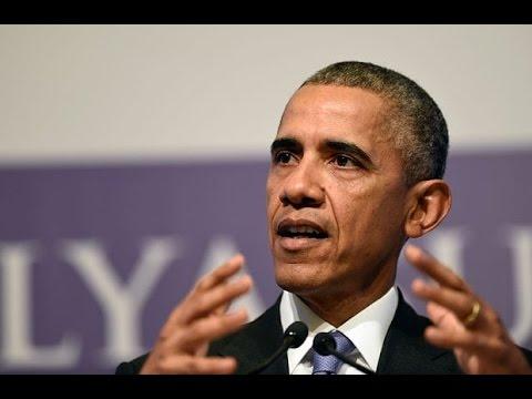 Obama Permanently Blocks Arctic, Atlantic Oil Drilling