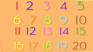 Recognizing Numbers