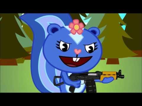 happy tree friends quick htf fan animation take your best shot
