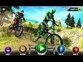 Juego de Bicicleta Para Niños - Carreras de Bicicletas - Offroad Superhero BMX Bicycle Stunts Racing